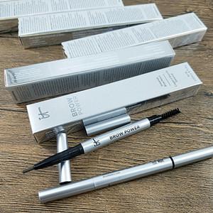 en stock! HOT MAQUILLAGE puissance front crayon universel front D6315 # longue durée facile à porter crayon à sourcils