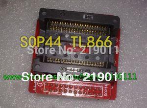 MiniPro TL866 Evrensel Programcı Için SOP44 IC Adaptörü SOP44 DIP40 IÇIN TL866A TL866CS TL866II ARTı için Soket freeshipping