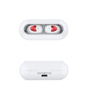 Mini In Ear BT 5.0 Waterproof Noise Cancelling Sport Bluetooth Earphone Noise Cancelling TW10 Wireless Stereo Earbuds
