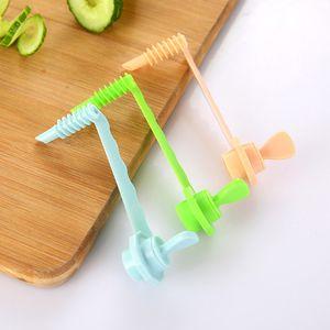 Potato Spiral cortador Slicer espiral batata frita batata Torre cenoura corte Models cozinha que cozinha ferramentas Gadgets