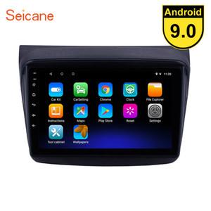Seicane Android 9.0 Auto GPS-Radio Stereo-Headunit-Spieler für Mitsubishi Pajero Sport / L200 / 2006 + Triton / 2008 + PAJERO 2010 Auto-DVD