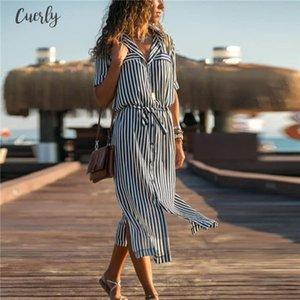 2020 Hot Spring Summer Dress Womens Boho Casual Long Maxi Dress Evening Party Beach Dress Sundress Good For Wholesale