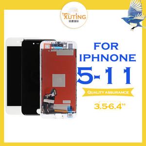 Iphone 6 6s 6plus 7 g 7plus 8g 8plus X Xs Xsmax LCD Dokunmatik Yedek Ekran Sayısallaştırıcı DHL İçin 2020 Yeni tianma% 100 A +++ Kalite Görüntü