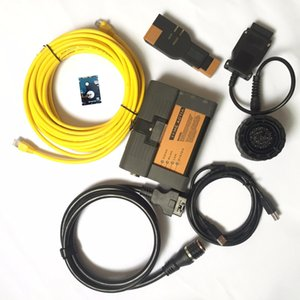 2019.03 para BMW ICOM A2 HDD Soft-ware Para Win7 Sistema Para BMW ICOM A2 B C3 em 1 Diagnóstico e Programação