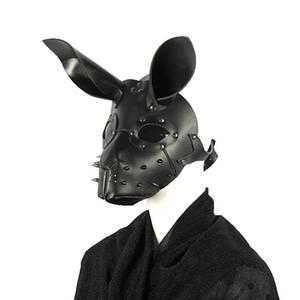 20ss Punk Maske Hase Halloween Masken Art und Weise Cosplay Props Diskothek Karneval Kopfabdeckungen Fabrik-Direktverkauf