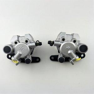 1 Satz LX-200 LONCIN ATV PARTS Vorderradbremse Pump Assy Motor Ersatz Links und Rechts Bremsscheibe Motorrad-Zubehör