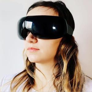 Новое поступление Smart Eye Massager Air Compression Eyes массаж для усталых глаз обогреваемые очки дорожный чехол