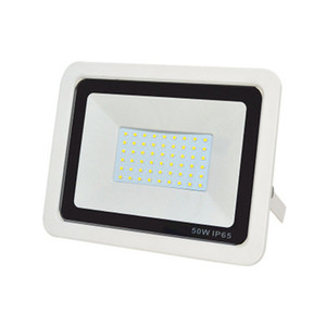 Spotlight LED Holofote LED 10W 20W 30W 50W 100W 200W 300W 100-240V Outdoor Lighting Light Recados