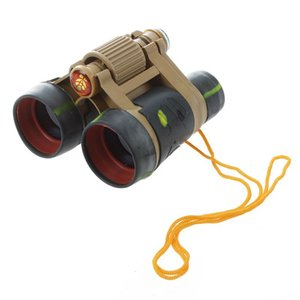 children kid army green foldable 3x binocular telescope toychildren baby play supplies