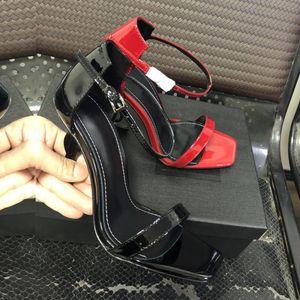 2019 Designer de mulheres de salto alto partido moda rebites meninas sexy apontou sapatos Sapatos de Dança Super High Heel Sandálias sapatos de casamento de Luxo 40 41