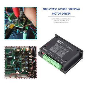 Professional Single Axis TB6600 0.2-5A Two Phase Hybrid Stepper Motor Driver Controller 50V DC For CNC