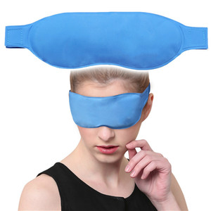3D Hot Selling Sleeping Eye Masks Ice Cold and Heat Compress Eye Shade Nylon Vision Care Health Care Eye Patches