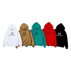 Top quality Crane Print Sweatshirts Men Women Hip Hop Brand Hoodies Pullovers Streetwear Black fashion Sweatshirts 2019