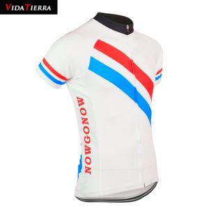 2019 VIDATIERRA men cycling jersey Netherlands Holland team classical bike wear wielerkleding heren zomer Retro winner cool Outdoor sports