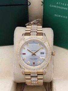 2020 best-seller di lusso top stilista automatici orologi impermeabili in acciaio inossidabile degli uomini di macchine, orologi da uomo di alta qualità