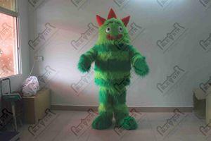 Yo Gabba Gabba traje Brobee traje de la mascota de dibujos animados Plex Toodee Foofa muno robot amarillo diseño personalizado