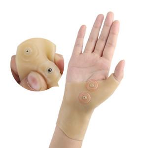 Correcteur massage doux soulagement de la douleur à la main poignet Brace Gant Pouce soutien imperméable thérapie magnétique élastique
