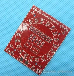 double Sides SMT SMD Electronic Component Welding Practice Board PCB Soldering