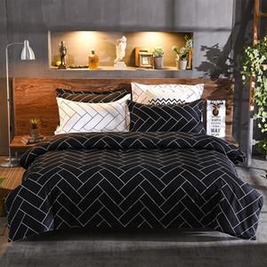 أمريكا أمريكا ملاءات السرير السرير النسيج الفراش الغلاف شقة ورقة غطاء لحاف مجموعات ورقة عالية الجودة الحرير مصطلحات الفراش