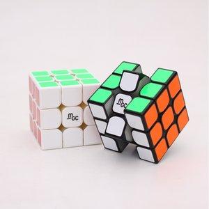 Hot vender Original Yj Yongjun MGC M 3x3x3 2x2x2 2x2 Magnetic MGC3 II V2 3x3 velocidade Cubo Mágico Profissional Torça Brinquedos Educativos Y200428