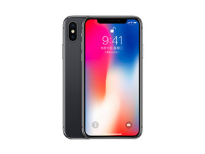 Unlocked Original used like new (99% new conditions) Apple iPhone x 64GB 256GB IOS No face ID version in promotion