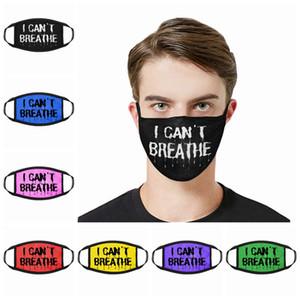 Ben Amerikan Parade Can Tasarımcı Yetişkin Renkli Dış Mekan Spor Binme HHA1344 Maske Breathe değil Yüz Yıkanabilir Yeniden kullanılabilir Maskeler Maske Breathe Can not