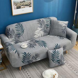 Fashion Plaid Print Sofa Sofa Slfcover Soft Cómodo de sofá cubierta multi tamaño elástico Sofá cubierta breve Decoración del hogar moderno DBC VT0931