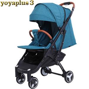 YOYAPLUS 3 yoya Inoltre 2.019 passeggino, il trasporto libero e 12 regali, più basso il prezzo di fabbrica per le prime vendite, nuovo yoya Design Plus 2019 CJ191115