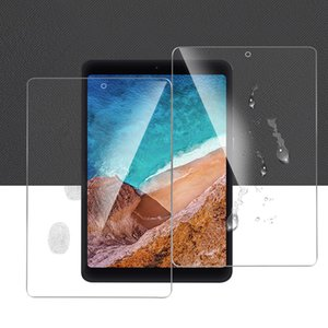 Xiaomi Mi Pad 4 보호대 스크린 용 아크 가장자리 유리 Xiaomi Mi Pad 4 보호용 필름 전체 크기의 강화 유리 스크린 보호기 필름