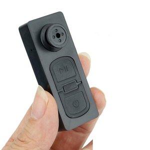 botão S918 mini-DV câmera 640 * 480 30fps Roupa botão MINI DV DVR digital de áudio e vídeo gravador de AVI