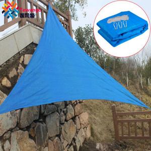 2020 Nuova venuta Blu Anti-UV HDPE Parasole netto giardino piante grasse copertura esterna Teloni fai da te Cortile Piscina Shelter