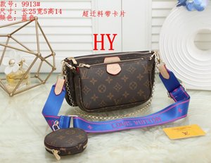 brand designer woman bag High Quality Original box serial number Women Purse messenger bag cross body 032