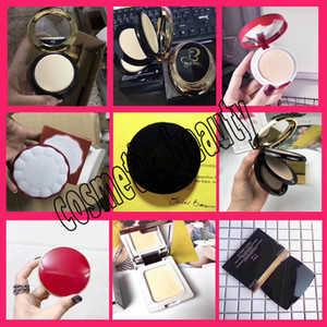 2019 HOT Famous Brand NEW Makeup Highlighter Powder Fix Face Powder Plus Foundation 9 brands free shipping
