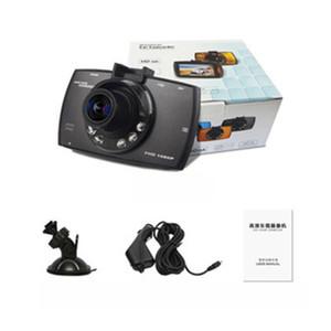 2.4 Inch DVR G30 Full HD 1080P Driving Camera Video Recorder Dashcam With Loop Recording Motion Night Vision G-Sensor