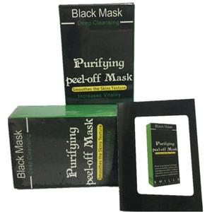 SHILLS Deep Cleansing Black MASK 50ML Blackhead Facial Mask purifying peel off Black face mask Peel Masks