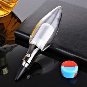 100% d'origine 2020 WAX Vaporisateur Pen Enail kit de plate-forme de la limande, le tuyau d'eau Bangs DABCOOL W3 tube d'aiguille des bongs en verre de crête de fumer la cigarette électrique