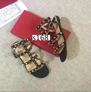 sandalias de uñas nuevas Corea del sauce todo alrededor puntas tamaño de los zapatos con picos de Baotou sandalias de niña