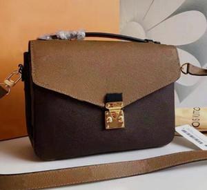 2017 classic flower Brief Design-Element Handtasche Pochette Metis Umhängetasche Mode Umhängetasche Mehrfach