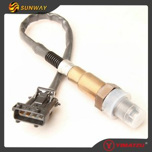 SUNWAY ATV Quad piezas de la bici del sensor de oxígeno para CFMOTO CF500 X5 patio de ATV partes de bicicletas Número: 018B-17600 envío