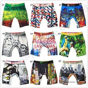 ethika Underwear homens Ethika Boxer Esporte Técnico mulheres Quick Dry Briefs Boxers Graffiti Impressão Shorts Leggings Praia Swim alta qualidade