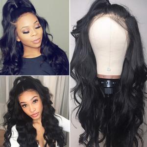 Beau Diva 360 Lace Frontal Wig Body Wave Human Hair Wigs Lace Front Human Hair Wigs 130% Density Remy Virgin Brazilian Hair