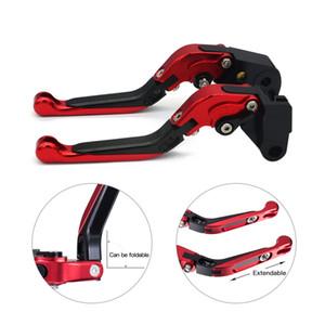 CNC Motorcycle folding retractable Brake clutch Levers for KAWASAKI Z1000 R Z900RS Z1000SX NINJA 1000 Tourer
