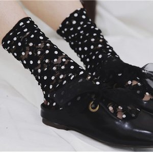 1pair New Mulheres Moda Feminina Sheer malha Socks ultrafinos transparentes Spandex elásticas 2017 de Verão de meias