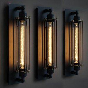 Wall Lamp Loft Lamps Wall Lamp Sconces Iron Industrial Vintage Pub Edison Retro Bedroom Corridor Restaurant