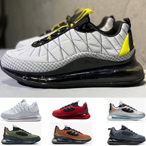 Utilidad de ejecución por mayor Nueva zapatilla de deporte de aire 360 Ejecución MX 72C 818 Vuelo deporte zapatos del tema de la chaqueta de los hombres de las mujeres del tamaño 36-45 Euro