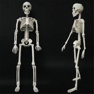 Horror Decoración de Halloween Anatomía Humana Flexible Esqueleto Óseo Modelo Medical Learn Aid Anatomy Art Sketch Party Supplies JK1909