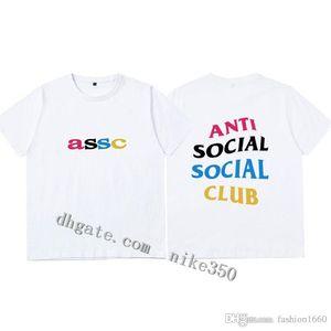 mens manica corta T-shirt di alta qualità r magliette strada hip hop maglietta tops avanguardia teschi tendenza casuale t-shirt