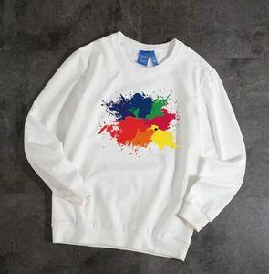 디자이너 남성 까마귀 Sweatershirt 스웨터 남성 후드 의류 얇은 긴 소매 청소년 운동 브랜드 스트리트 빠른 배송