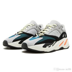 2019 700 Vanta Runner Kanye West Géode Statique Mauve Vague Hommes Femmes Athlétique Inertia OG Solide Gris Chaussures Sport Baskets 36-46