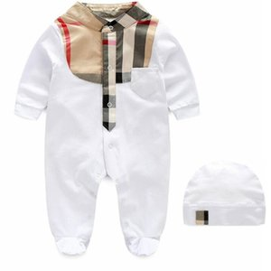 Spring Baby Boys Girls Long Sleeved Romper For Newborn Baby Infant Clothing Toddler Kids Clothes 0-12month Baby Rompers